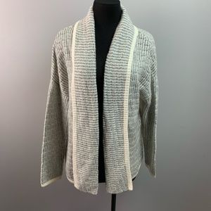 Gap open front cardigan sweater